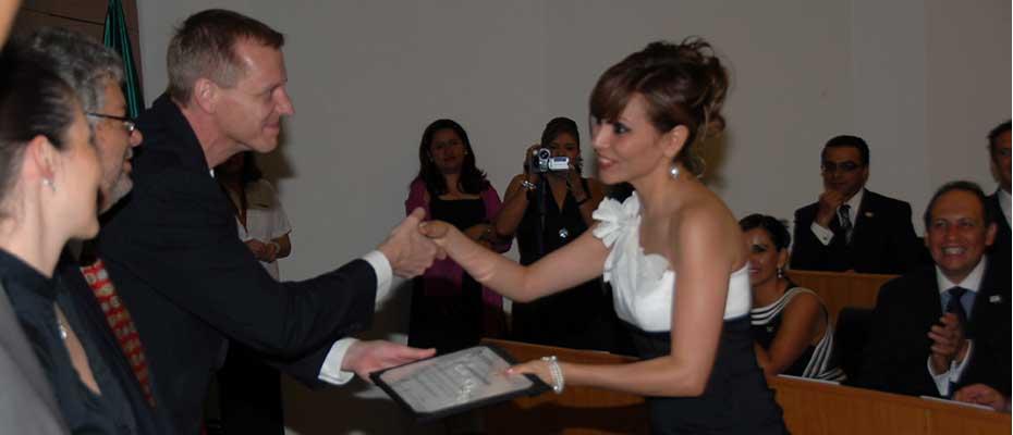Premio a Excelencia Infotec