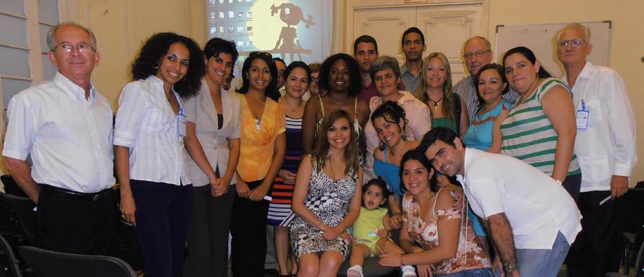 """Ponencia en """"IX Conferencia Internacional de Derecho e Informática de La Habana"""